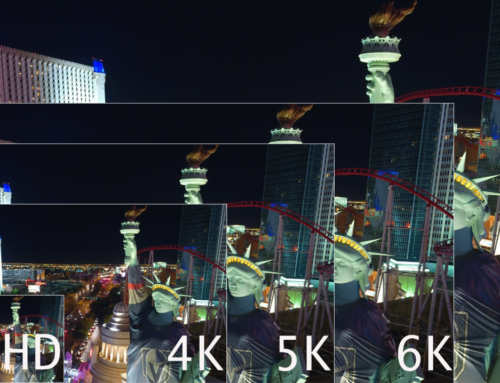 IS THE UAS INDUSTRY PREPARED FOR 8K? DO WE WANT 8K?